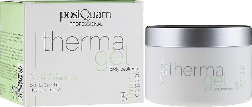 Anti-Cellulite Körpergel mit Wärmeeffekt - PostQuam Thermagel Warm Effect