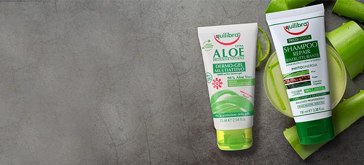 Wir schenken Ihnen ein Haarshampoo beim Kauf von Equilibra Produkten ab 10 €