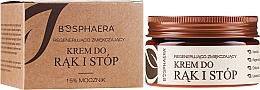 Düfte, Parfümerie und Kosmetik Regenerierende und aufweichende Creme für Hände und Füße - Bosphaera