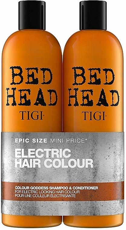 Haarpflegeset - Tigi Bed Head Colour Goddess (Shampoo 750ml + Conditioner 750ml)