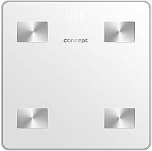 Düfte, Parfümerie und Kosmetik Smart-Personenwaage VO4000 weiß - Concept Body Composition Smart Scale