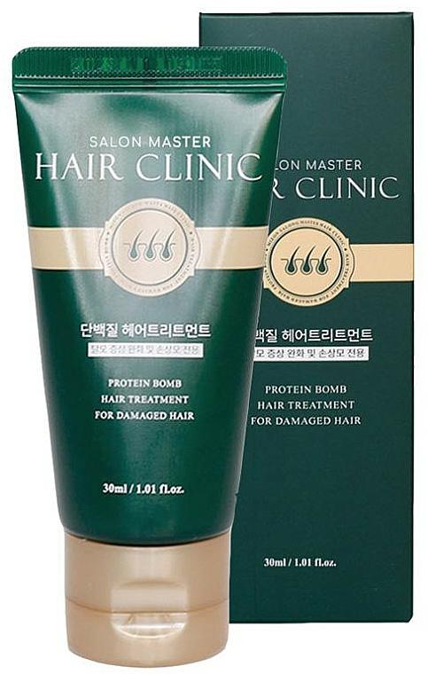 Haar- und Kopfhautmaske für geschädigtes Haar - Mizon Salon Master Hair Clinic — Bild N5