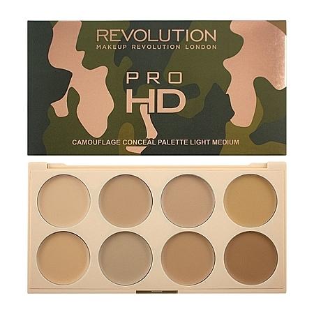 Cremige Konturpalette - Makeup Revolution Ultra Pro HD Camouflage