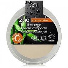 Düfte, Parfümerie und Kosmetik Kompaktpuder Nachfüller - Zao Compact Powder