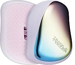 Düfte, Parfümerie und Kosmetik Kompakte Haarbürste Perlglanz matt - Tangle Teezer Compact Styler Pearlescent Matte