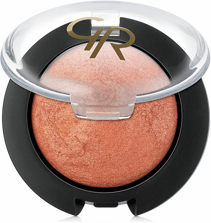 Gesichtsrouge - Golden Rose Terracotta Blush On