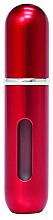 Düfte, Parfümerie und Kosmetik Nachfüllbarer Parfümzerstäuber rot - Travalo Classic HD Red Refillable Spray