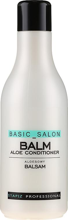 Haarspülung mit Aloe Vera - Stapiz Professional Basic Salon Aloe Conditioner Balm