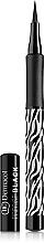 Düfte, Parfümerie und Kosmetik Eyeliner - Dermacol Black Sensation Precise black