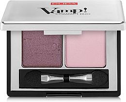 Düfte, Parfümerie und Kosmetik Lidschatten - Pupa Vamp! Compact Duo Eyeshadow