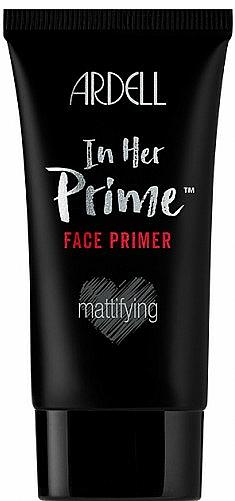 Mattierender Gesichtsprimer - Ardell In Her Prime Face Primer Mattifying