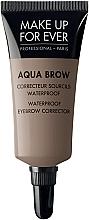 Düfte, Parfümerie und Kosmetik Wasserfester Augenbrauenkorrektor - Make Up For Ever Aqua Brow Wateproof Eyebrow Corrector
