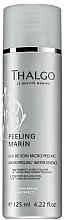 Düfte, Parfümerie und Kosmetik Erneuernde Gesichtsessenz mit Peeling-Effekt - Thalgo Peeling Marin Micro-Peeling Water Essence