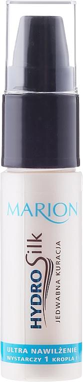 Regenerierende Haartherapie mit Seide - Marion HydroSilk