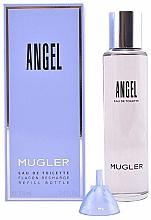 Düfte, Parfümerie und Kosmetik Mugler Angel - Eau de Toilette (Nachfüller)