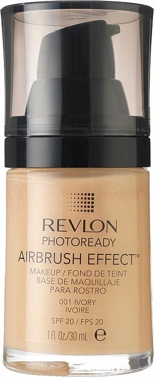Foundation - Revlon PhotoReady Airbrush Effect SPF 20