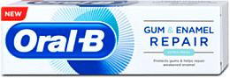 Düfte, Parfümerie und Kosmetik Erfrischende und regenerierende Zahnpasta für Zahnfleisch und -schmelz - Oral-B Gum & Enamel Repair Extra Fresh