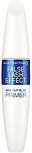Düfte, Parfümerie und Kosmetik Mascara Primer mit blauen Pigmenten - Max Factor False Lash Effect Primer
