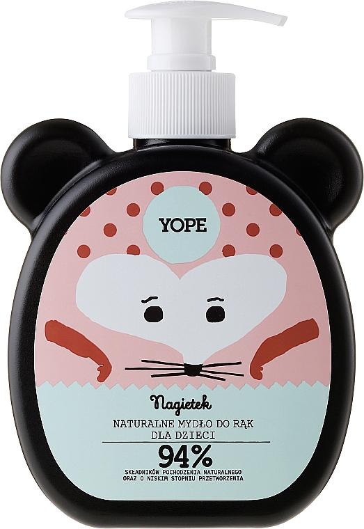 Natürliche Handseife Ringelblume für Kinder - Yope Marigold Natural Hand Soap For Kids