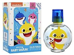 Düfte, Parfümerie und Kosmetik Air-Val International Baby Shark - Eau de Toilette