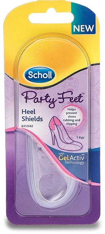 Schützende Einlegesohlen für Fersen - Scholl Party Feet