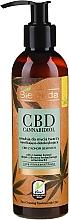 Düfte, Parfümerie und Kosmetik Feuchtigkeitsspendende Gesichtsemulsion mit Hanfsamen - Bielenda CBD Cannabidiol Emulse