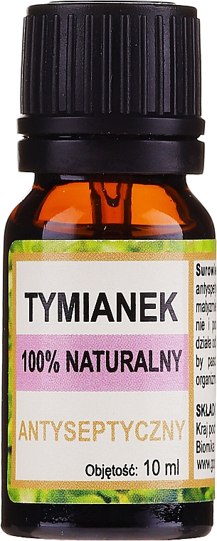 Ätherisches Öl Thymian - Biomika Thyme Oil