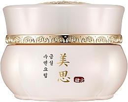Düfte, Parfümerie und Kosmetik Anti-Aging Nachtcreme für Gesicht mit fernöstlichen Kräutern und Nephritenwasser - Missha Misa Geum Sul Overnight Cream