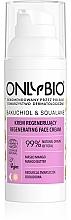 Düfte, Parfümerie und Kosmetik Regenerierende Gesichtscreme mit Bio Bakuchiol - Only Bio Bakuchiol & Squalane Regenerating Cream