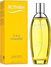 Düfte, Parfümerie und Kosmetik Biotherm Eau Vitaminee - Eau de Toilette