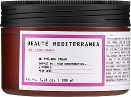 Düfte, Parfümerie und Kosmetik Gesichtscreme mit Botox-ähnlichem Effekt - Beaute Mediterranea Botox Like Syn Ake Cream