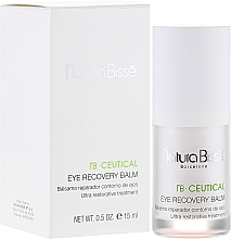 Düfte, Parfümerie und Kosmetik Ultra reparierender Augenkonturen-Balsam - Natura Bisse NB Ceutical Eye Recovery Balm