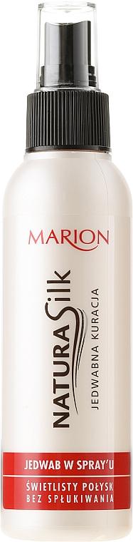 Regenerierendes Haarspray mit Seide - Marion Natura Silk Spray