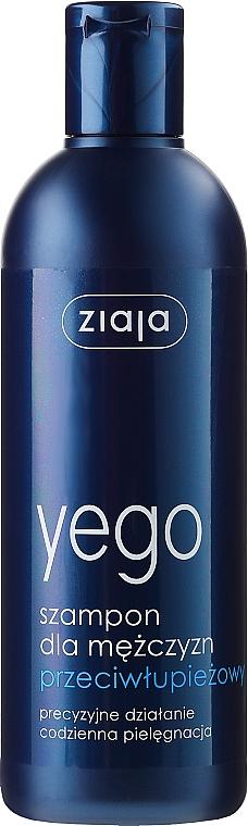 Anti-Schuppen Shampoo für Männer - Ziaja Shampoo dandruff for Men