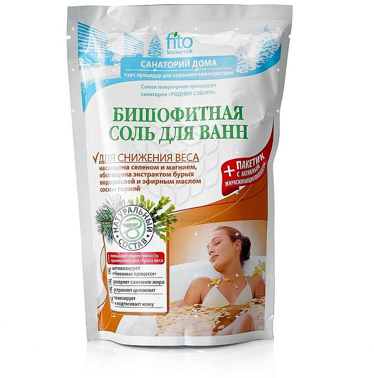 Bischofit-Badesalze mit einem Schlankheitseffekt - Fito Kosmetik