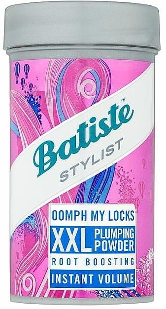 Styling XXL Puder für flauschige und geschmeidige Haare - Batiste Dry Styling XXL Plumping Powder