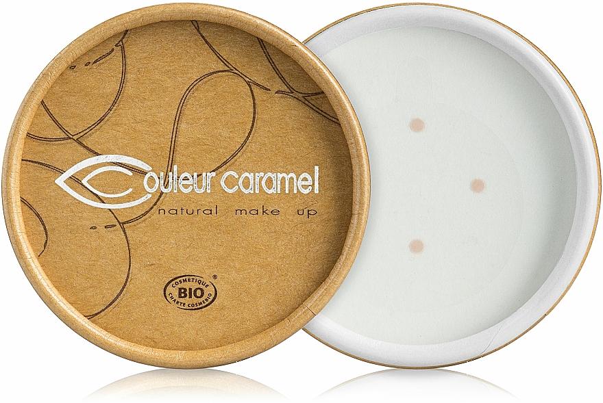 Mineralpuder für das Gesicht - Couleur Caramel Mineral Powder De Soie