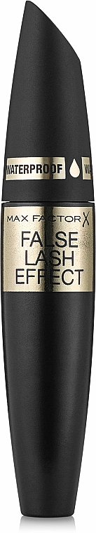 Wasserfeste Wimperntusche - Max Factor False Lash Effect Waterproof