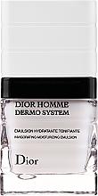 Düfte, Parfümerie und Kosmetik Kräftigende und feuchtigkeitsspendende Emulsion für Männer - Dior Homme Dermo System Emulsion