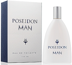 Düfte, Parfümerie und Kosmetik Instituto Espanol Poseidon Man - Eau de Toilette