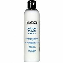 Düfte, Parfümerie und Kosmetik Duschcreme mit Kollagen - BingoSpa Collagen Cream Shower