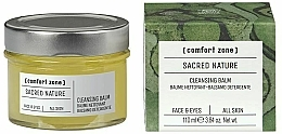 Düfte, Parfümerie und Kosmetik Gesichtsreinigungsbalsam für alle Hauttypen - Comfort Zone Sacred Nature Cleansing Balm