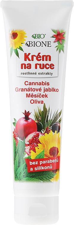 Handcreme - Bione Cosmetics Hand Cream with Plant Extracts