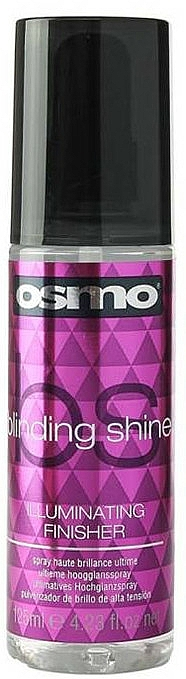 Revitalisierendes und nährendes Hochglanzspray für das Haar - Osmo Blinding Shine Illuminating Finisher — Bild N1