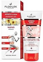 Düfte, Parfümerie und Kosmetik Wärmendes Körpergel - Floslek Arnica Active Warming Gel