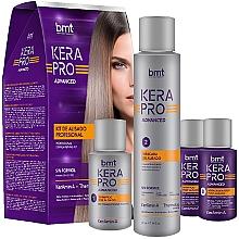 Düfte, Parfümerie und Kosmetik Haarpflegeset - Kativa Kera Pro Advanced (Shampoo 30ml + Haarmaske 100ml + Shampoo 30ml + Haarlotion 30ml)