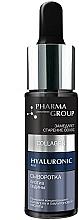 Düfte, Parfümerie und Kosmetik Serum mit Kollagen und Hyaluronsäure gegen graues Haar - Pharma Group Laboratories