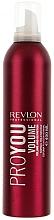 Düfte, Parfümerie und Kosmetik Haarmousse für mehr Volumen Mittlerer Halt - Revlon Professional Pro You Volume Styling Mousse
