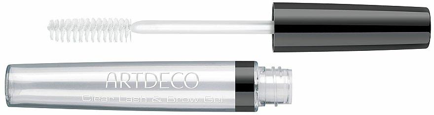 Wimpern- und Augenbrauengel - Artdeco Clear Lash & Brow Gel