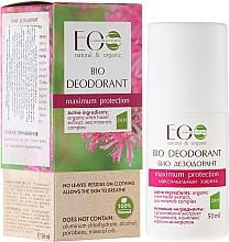 Düfte, Parfümerie und Kosmetik Bio Deospray für maximalen Schutz - ECO Laboratorie Bio Deodorant